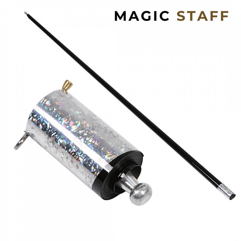 Magic Pocket Staff