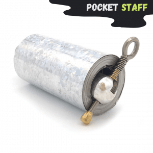 Hidden Pocket Staff